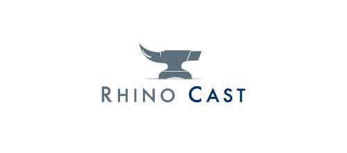 Rhino Cast logo