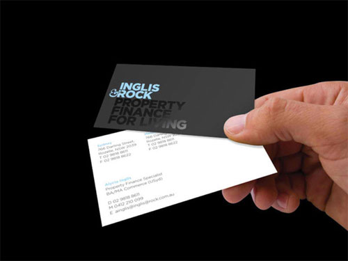 Inglis&Rock Business Card