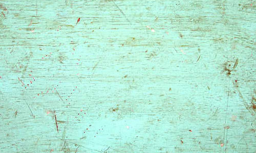 green painted distressed wood texture