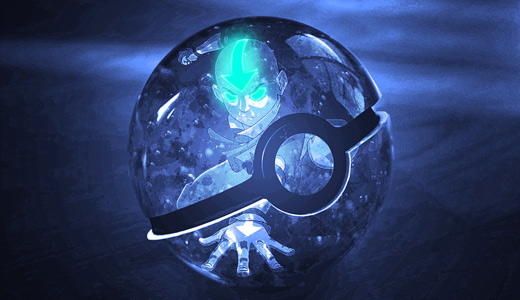 Aang pokeball designs wallpapers free download