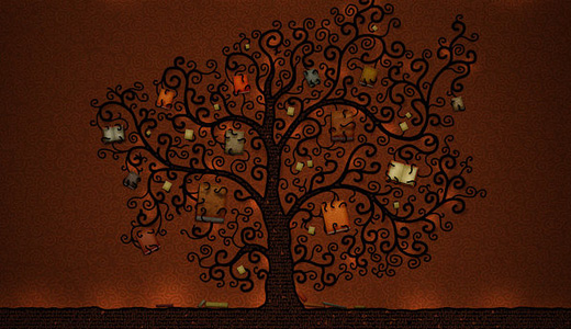 Orange books trees free download wallpapers high resolution hi res