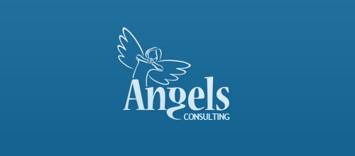 Angels consulting logo
