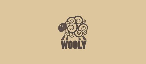 Wooly logo