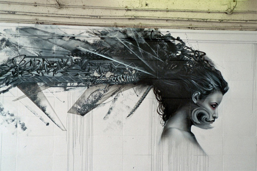 Amazing graffiti artworks collection