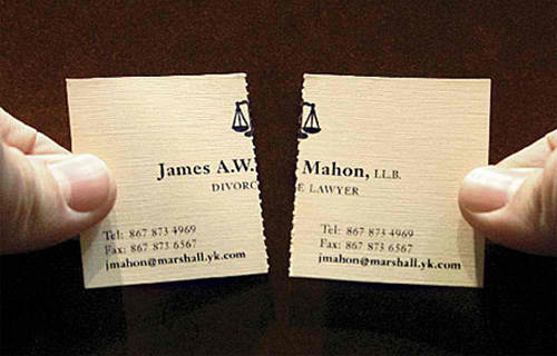 Business Card for: James A.W. Mahon