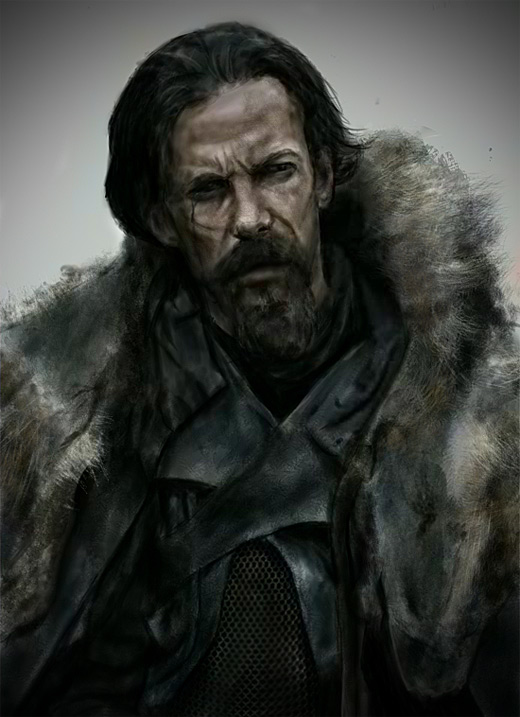 lockegame of thrones illustration artworks