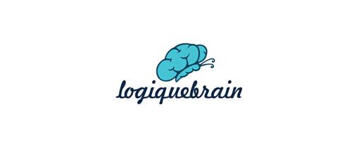 Logique brain logo