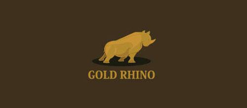 Gold Rhino logo