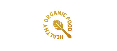 Healthy Food Symbol logo