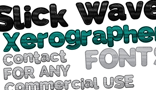 Shaded dark stitch fonts free download