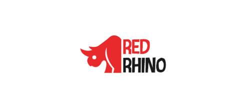 Red Rhino Logo Concept