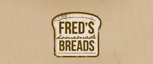 Sliced bread logo designs collection