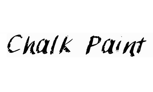 Chalk Paint font