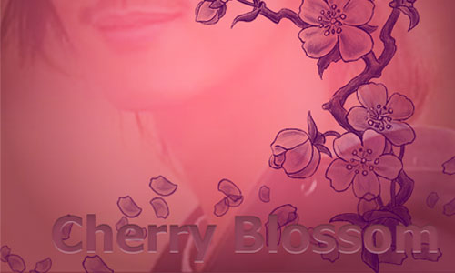 cherryblossoms brushes