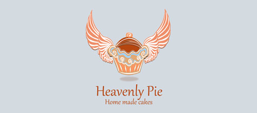 Heavenly Pie logo