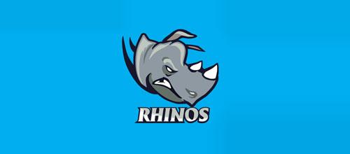 Rhinos Hockey Logo