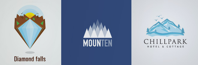 33 Supreme Mountain Logo Designs for Inspiration