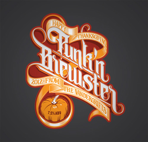 Beer martin schmetzer typography design artworks