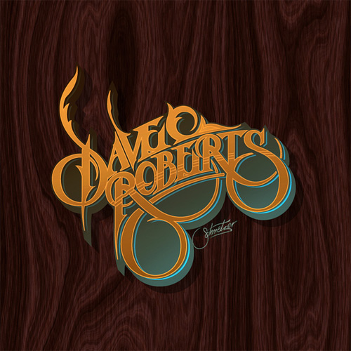 Country dave roberts martin schmetzer typography design artworks