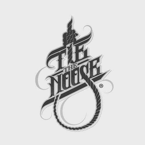 Tie rope noose martin schmetzer typography design artworks