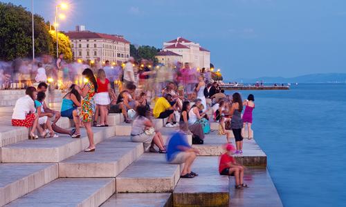 Summer in Zadar VI'