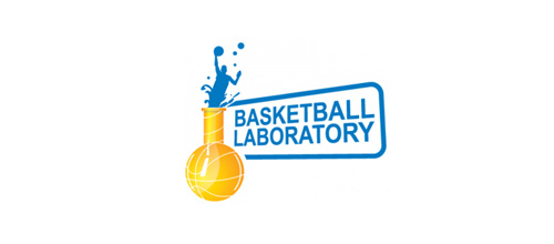 Basketball laboratory logo