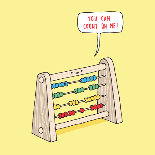 The Ever-Releable Abacus