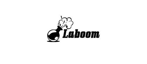 Laboom logo