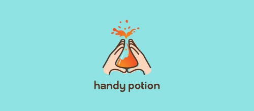Handy Potion logo
