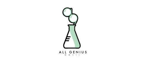 All Genius logo