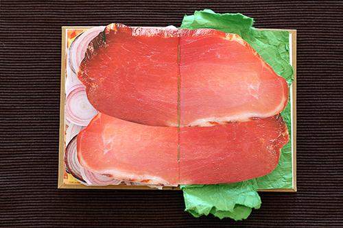 Sandwich Book Meat