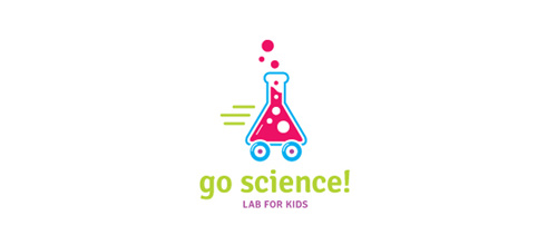 Go Science! logo