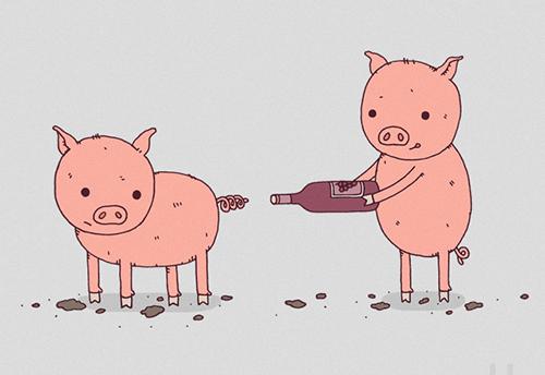 Tha'll Do Pig