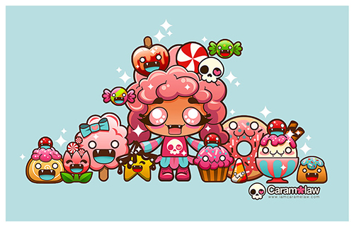 Caramelaw Friends