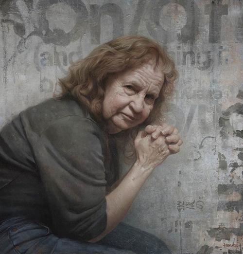 David Kassan Old Lady