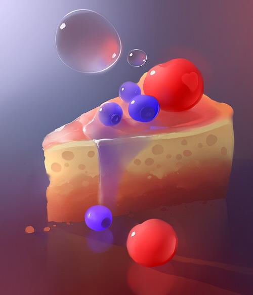 Cake pie yummy