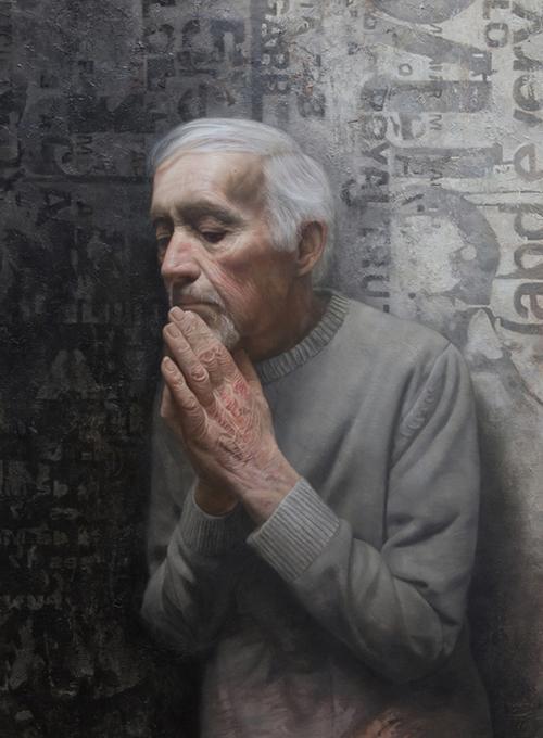 David Kassan Old Man