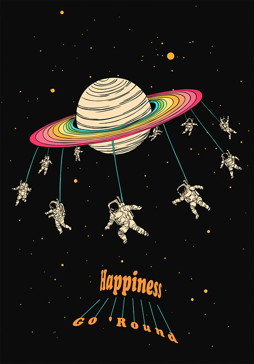Happiness Go 'Round