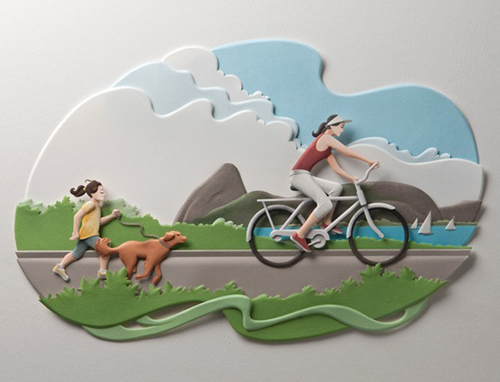 Bicycle Paper