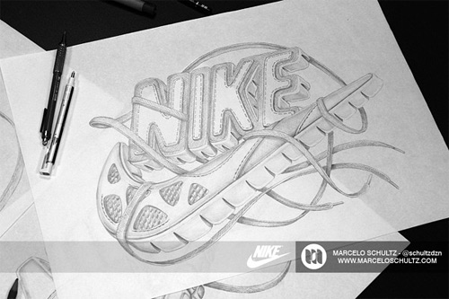 Nike logo t shirts design