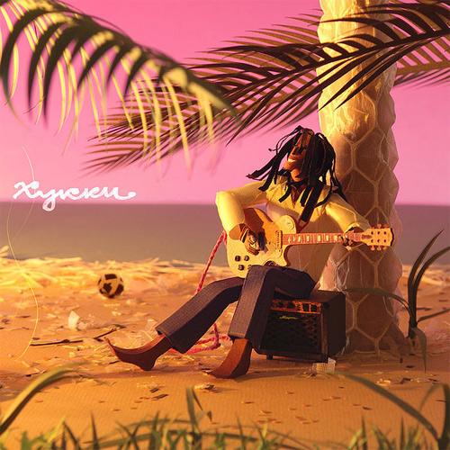 reggae diorama