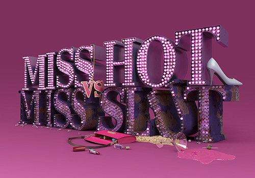 Miss Hot Vs. Miss Slut