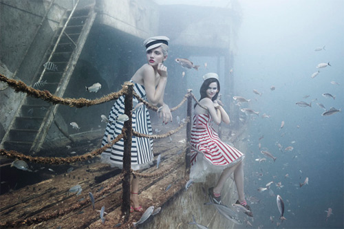 the sinking world mohawk project andreas franke