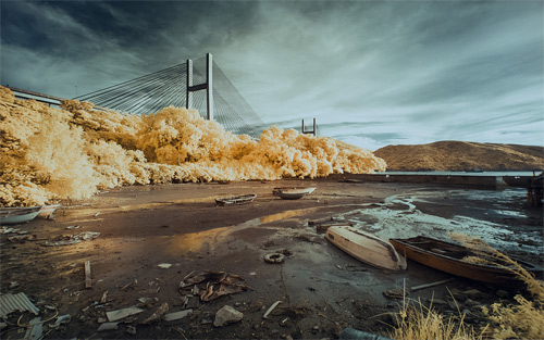 Yiu Yu Hoi Infrared Photography