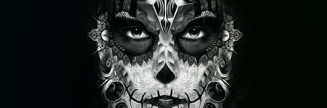 Interview with Nicolas Obery on His Monochromatic Fantasmagorik Series