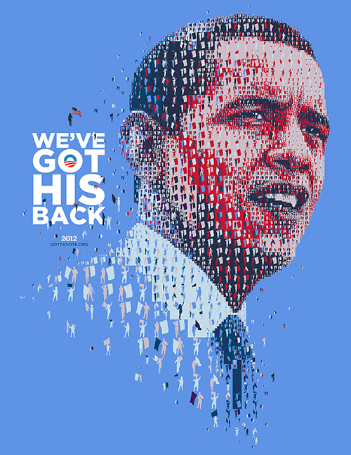 Barack Obama 2012: Yes We Did (again)