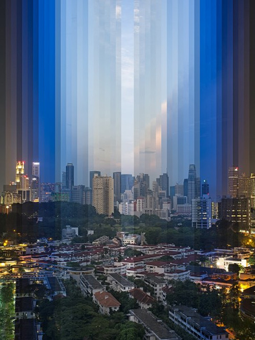 Fong Qi Wei photography Time is a Dimension
