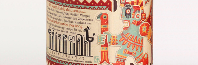 Seriously Fun And Quirky Barcode Revamp