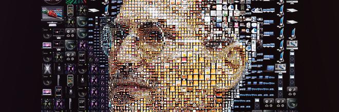 Meticulous Mosaic Portraits That Evoke Admiration