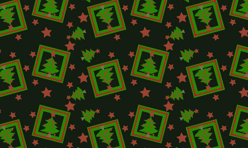 Picture free christmas tree patterns